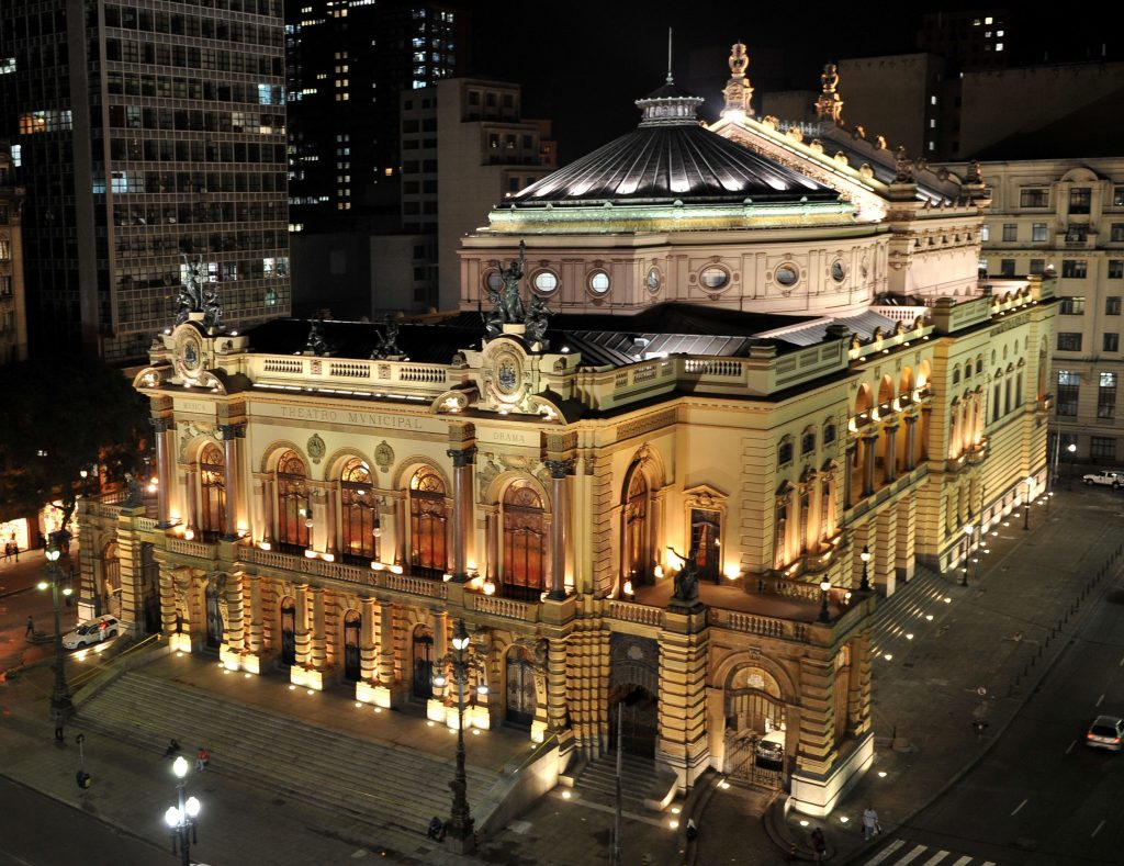 Image result for Teatro municipal sp