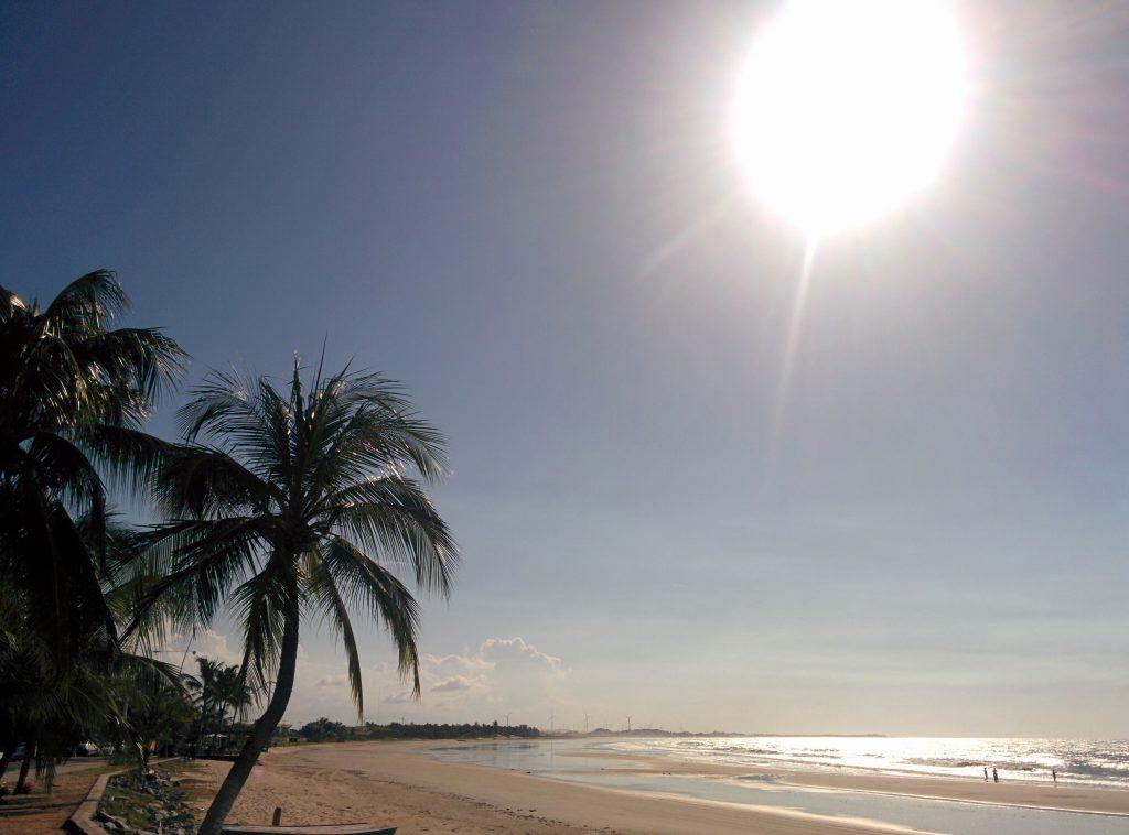Flecheiras - praia