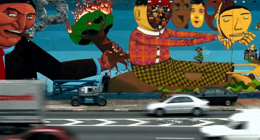 Grafite Sao Paulo