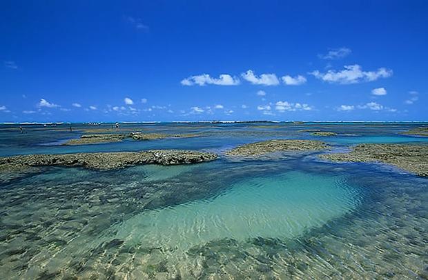 Natural Pools - Guajiru