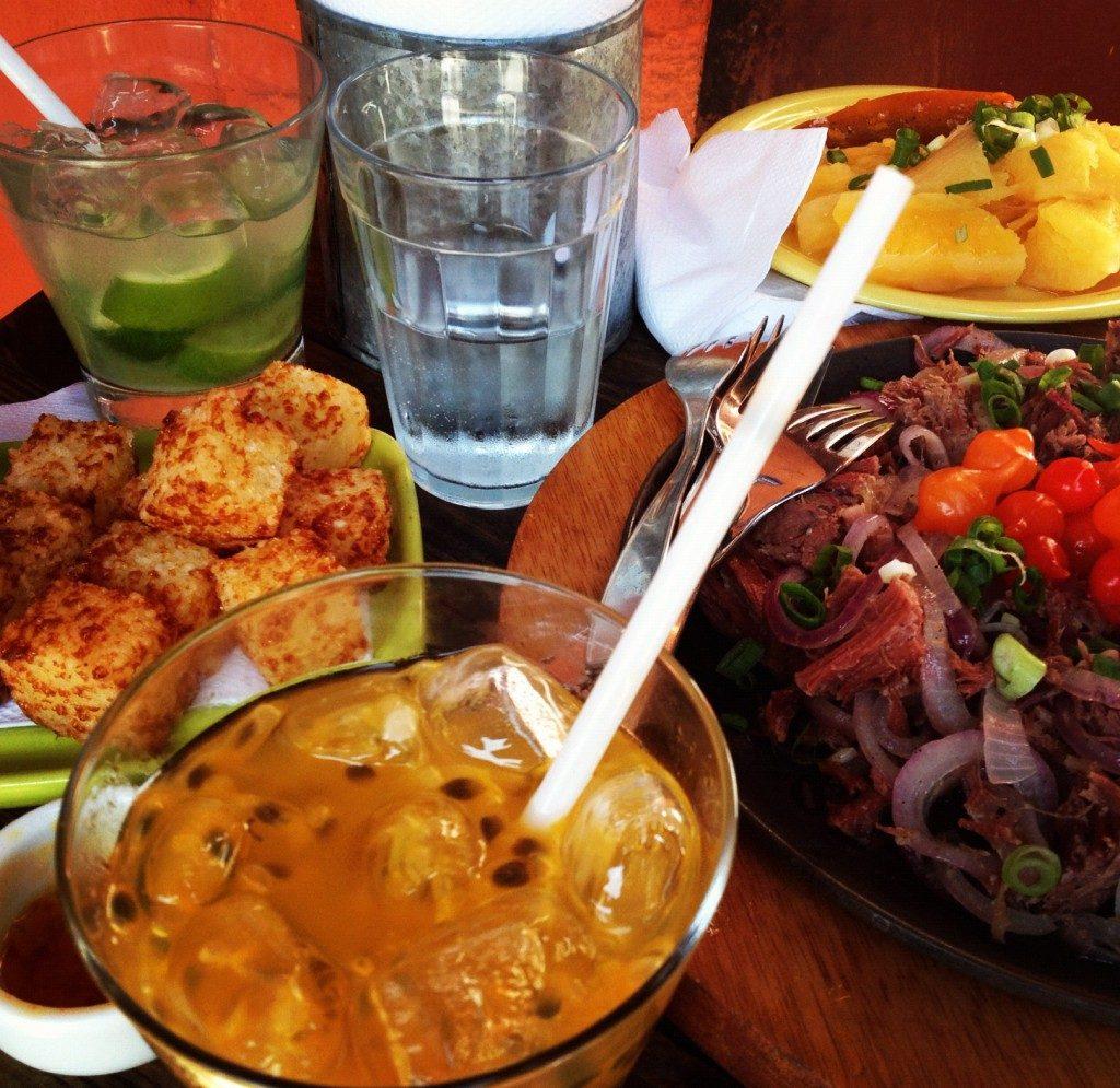 03 - Restaurante Mocoto Sao Paulo Meals