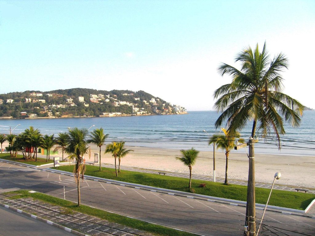 Beach Enseada Guaruja