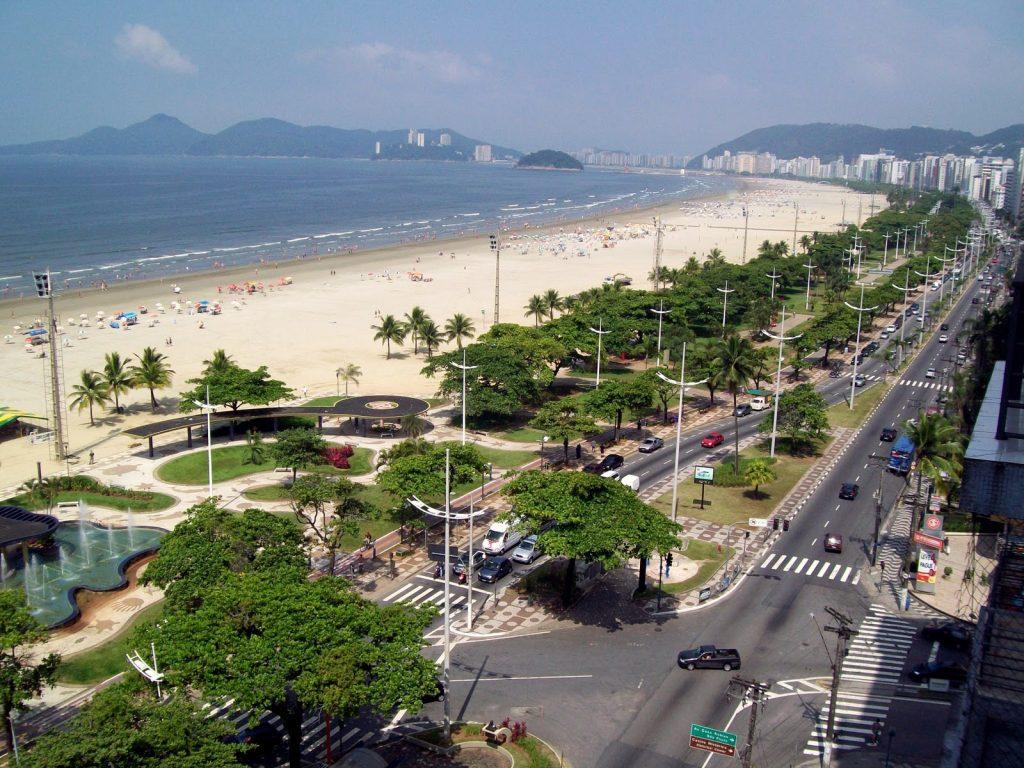 Beach Santos