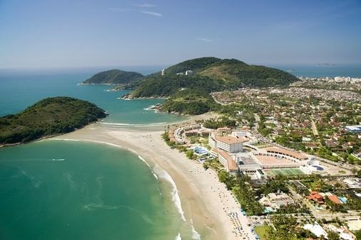 Beach Pernambuco Guaruja